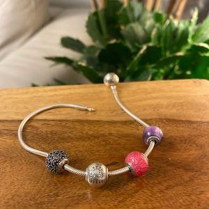 Pandora essence bracelet set
